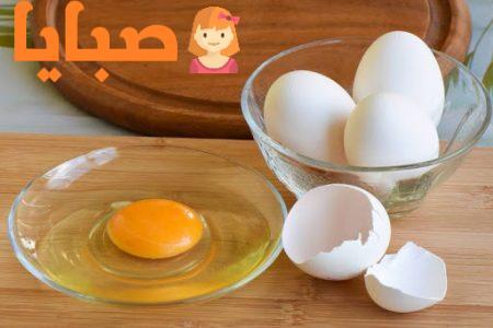 اهمية تناول البيض وفوائدة للكبار والاطفال والشعر