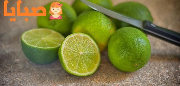 فائدة الليمون في إنخفاض الوزن