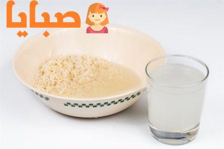 فوائد ماء الأرز للرضع 1