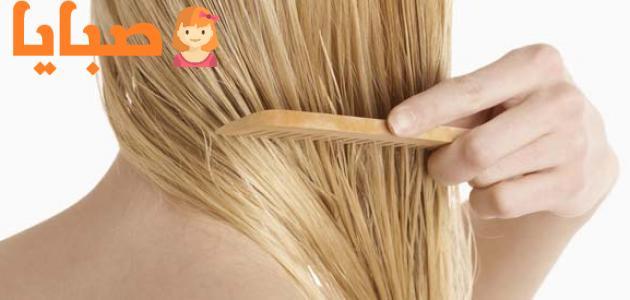 تمشيط الشعر 1