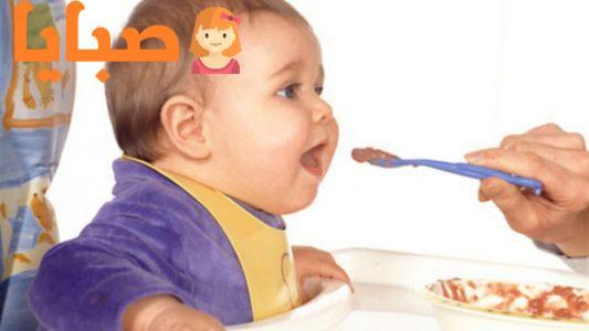 فطام الطفل عن الرضاعة