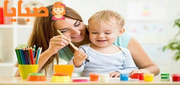 الامهات الجدد وخطط تنمية مهارات الطفل بسهولة 1