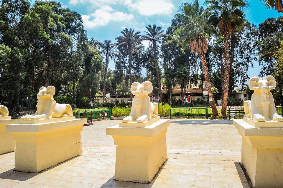 مواعيد القرية الفرعونية