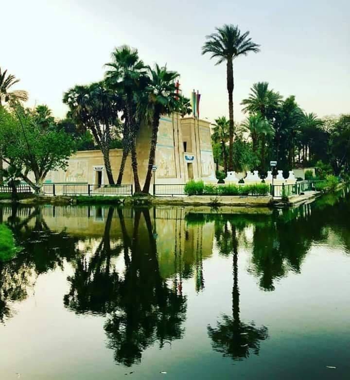معلومات عن القرية الفرعونية