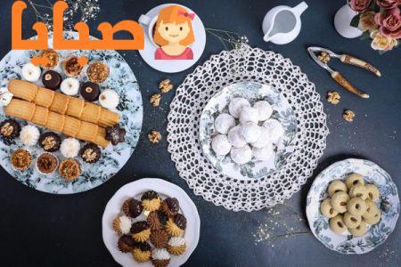صور كعك العيد 2020 ، أفكار وتصميمات جديدة لعمل كحك العيد في المنزل