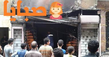 حريق بالحوامدية في الجيزة دون وقوع أي إصابات نتيجة ماس كهربائي 1