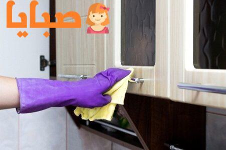 أسرع طريقة لتنظيف وتلميع أثاث المنزل والأبواب
