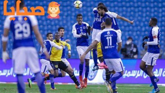 نتيجة مباراة الهلال والحزم في الجولة 28 من الدوري السعودي للمحترفين