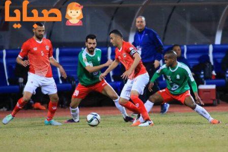 نتيجة مباراة الوحدات والجزيرة اليوم 28-9-2020 الدوري الأردني لكرة القدم