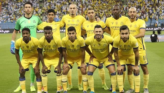 تشكيل نادي النصر المتوقع اليوم