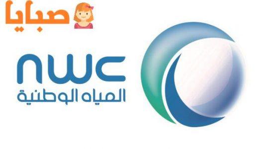 وظائف شركة المياه الوطنية السعودية بالرياض تعرف التخصصات المطلوبة وطريقة التقديم 1442 1