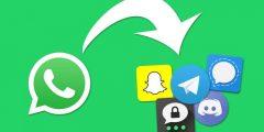 تعرف على بدائل الواتساب WhatsApp الأفضل في 2021