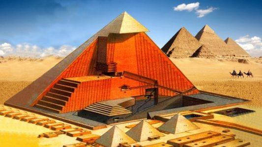 صور الاهرامات من الداخل سوف تذهلك وتجعلك تعرف لماذا بنى المصريون القدماء الأهرامات