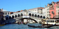 السياحة في فينيسيا البندقية في إيطاليا
