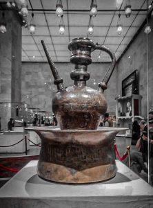 دليل زيارة المتحف القومي للحضارة المصرية بالفسطاط أسعار التذاكر وكيفية الوصول بالمواصلات العامة 3