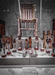 دليل زيارة المتحف القومي للحضارة المصرية بالفسطاط أسعار التذاكر وكيفية الوصول بالمواصلات العامة 7