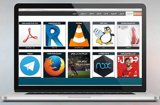موقع Myegy أبرز موقع عربي لتحميل المنوعات والبرامج