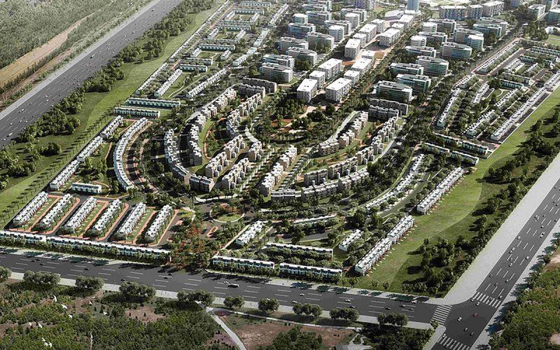 تعرف علي أفضل المشاريع السكنية في القاهرة الجديدة مقدمة من عقار راوند للتسويق العقاري