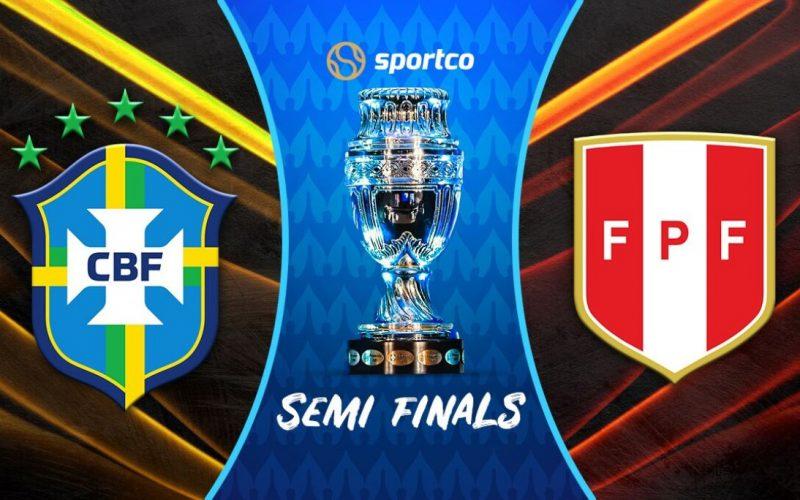نتيجة مباراة البرازيل والبيرو  اليوم 6-7-2021 كوبا أمريكا